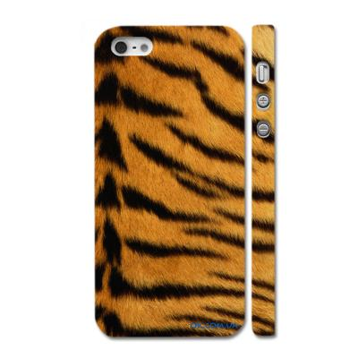 Классный пластиковый чехол для iPhone 5, тигровая шкура