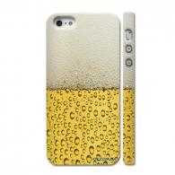 Прикольный чехол на Айфон 5, пивная кружка